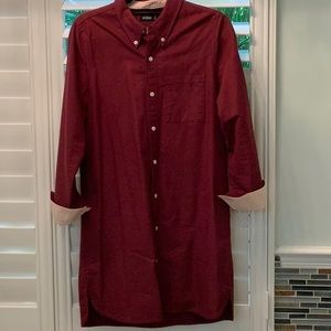Kate Spade Shirt Dress